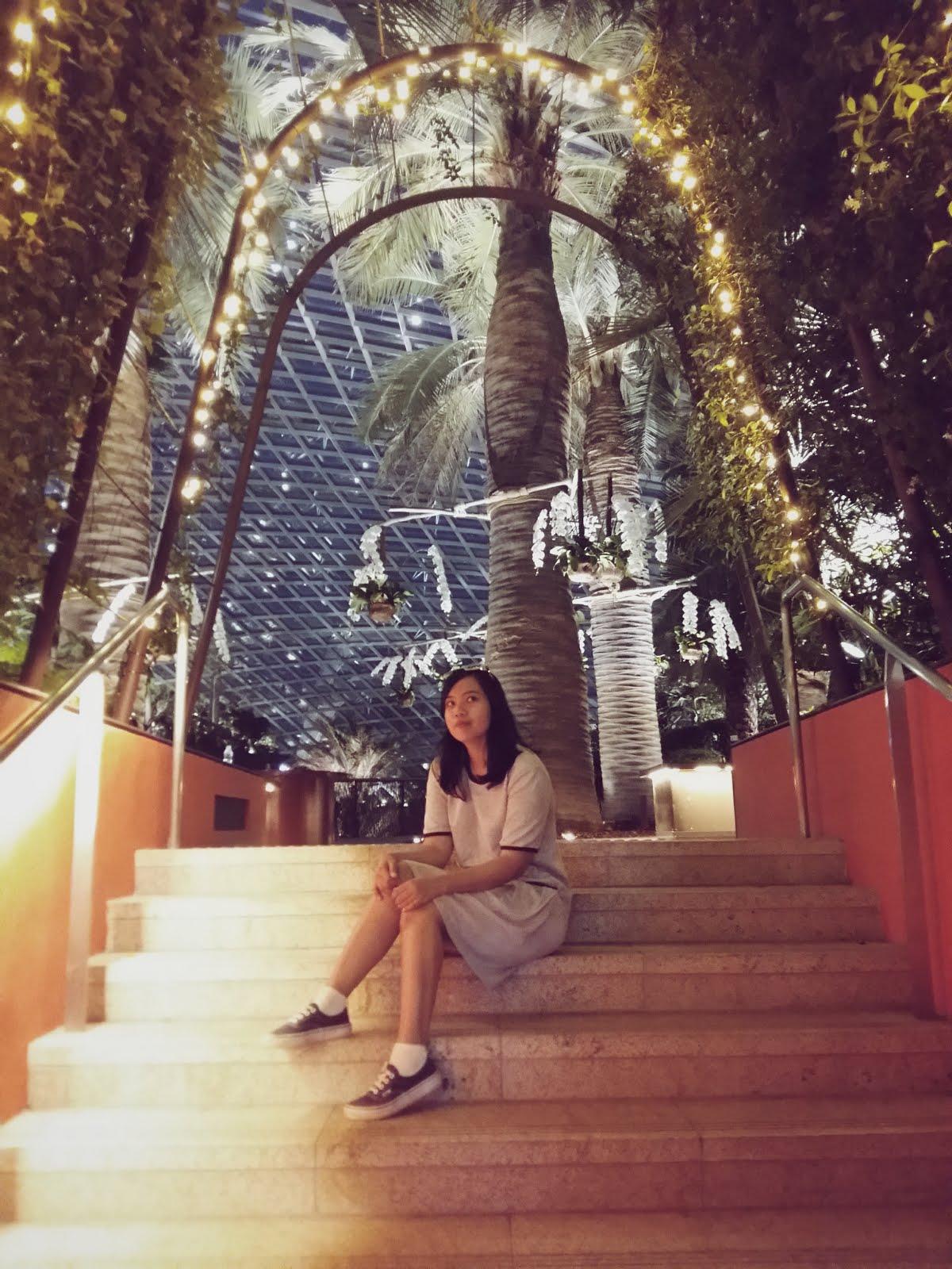 Travel to Singapore, 2016