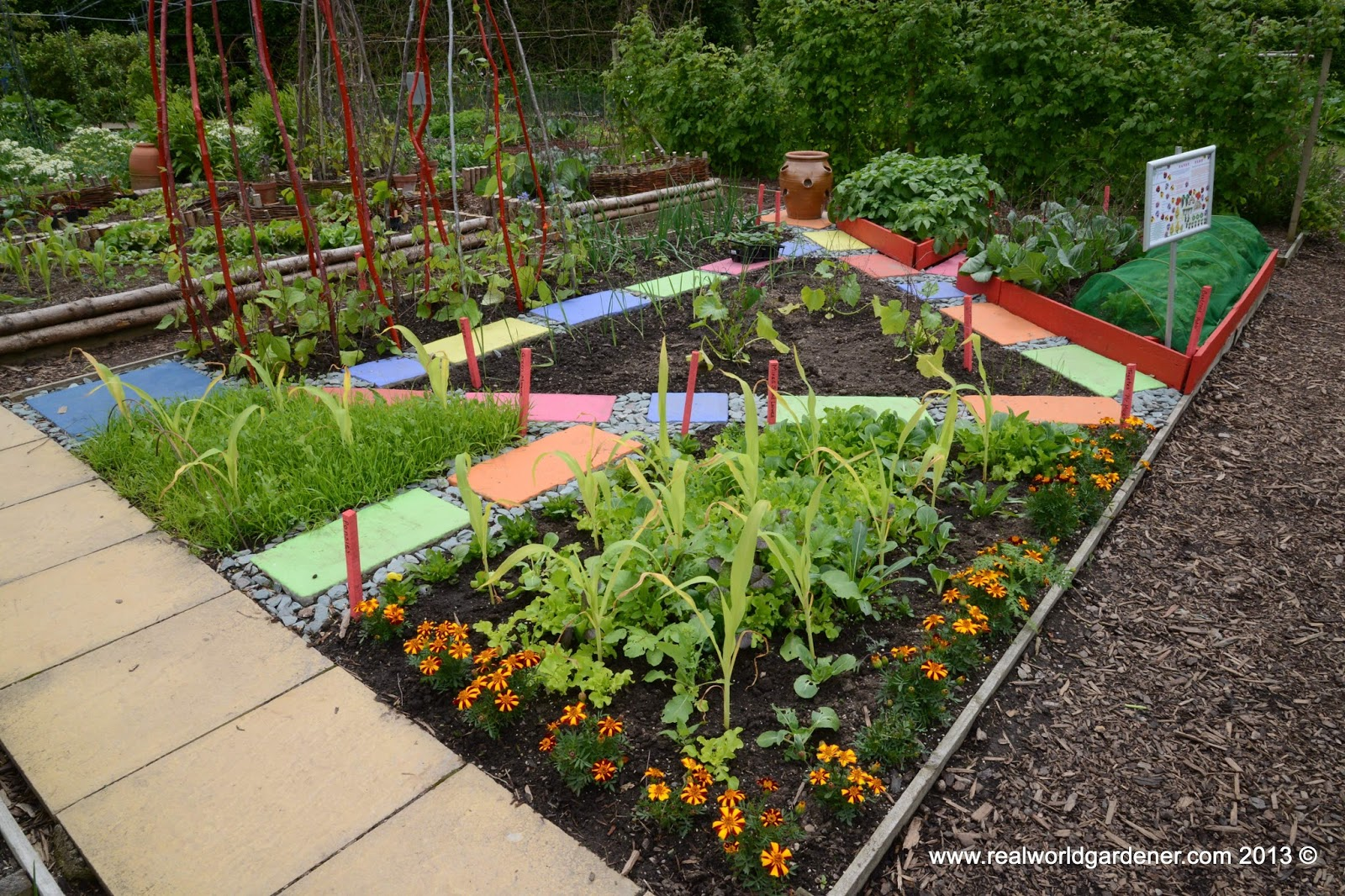real world gardener perma gardening good for the earth