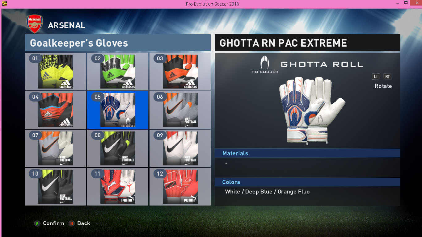 PES 2016 Exclusive Patch v1.0PES-Modif