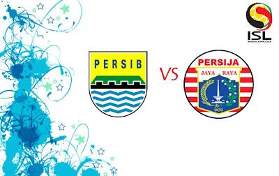 Prediksi Skor Pertandingan Persib vs Persija ISL (Minggu, 3 Maret 2013)
