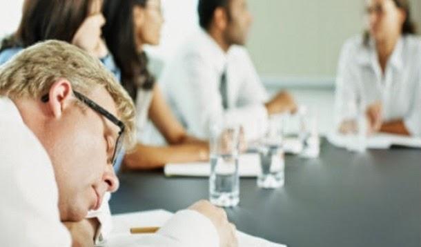 6 dicas para tornar as reuniões menos chatas