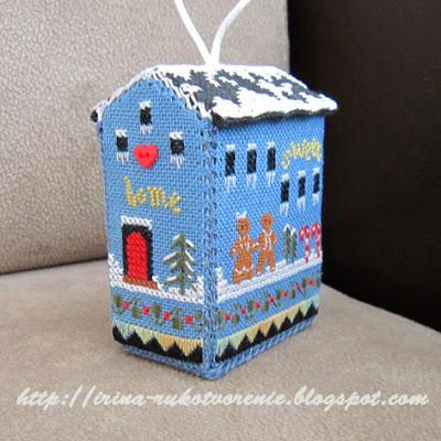 Victoria Sampler домики