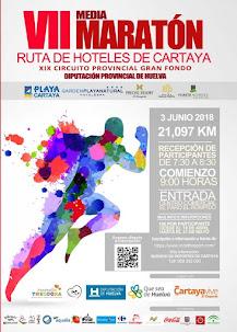VII Media Maratón Ruta de Hoteles de Cartaya