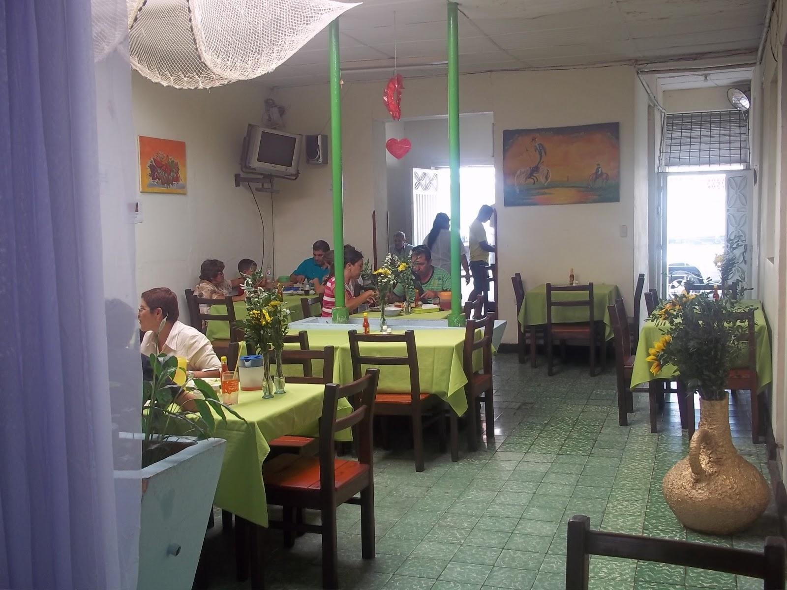 restaurante tipico barichara comida tipica santanderiana