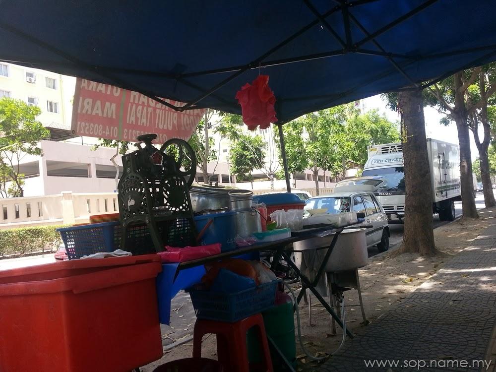 Laksa dan cendol PV16, Danau Kota