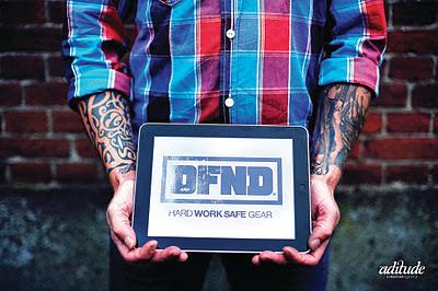 DFND Branding Identity