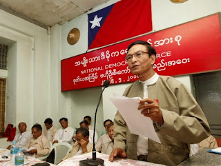 Tu Maung Nyo – to change 2008 constitution