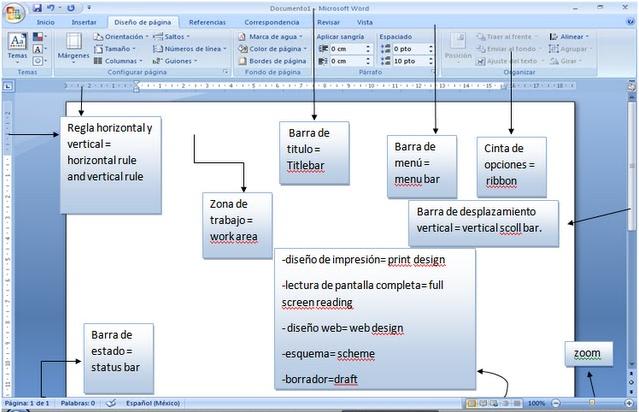 Blog de Informática Sebastian Padilla y Walter Soler: Barras de Word: decimotecnicoensistemas.blogspot.com/2011/03/barras-de-word.html