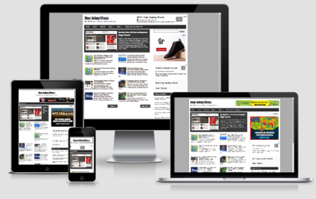 New Johny Wuss - SEO, Fast, and Responsive Blogger Template!