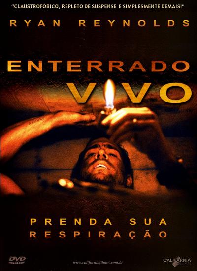 Filme Enterrado Vivo Dublado AVI DVDRip
