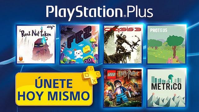 Juegos confirmados PlayStation Plus Agosto 2014 - Crysis 3, Road Not Taken, FEZ y mucho más