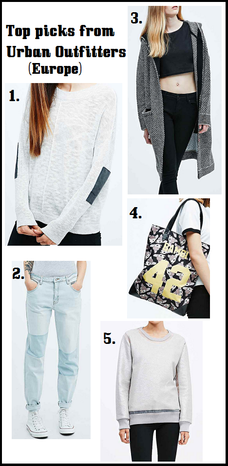 My Top Picks From Urban Outfitters (Europe)