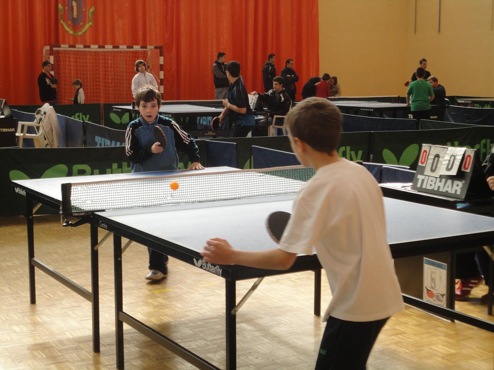 Colegio sagrada familia alcazar torneo provincial tenis de mesa - Torneo tenis de mesa ...