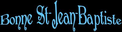 Bon Mercredi Bonne+St-Jean-Baptiste+2013+%23+3