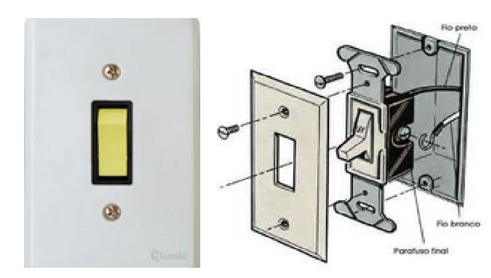 Aula 3 dispositivos de comandos interruptores parte 1 - Tipos de interruptores de luz ...