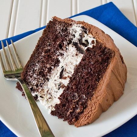 The Nummy Little Blog Chocolate Oreo Dream Cake
