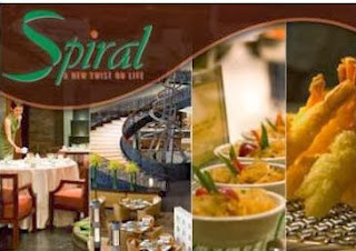 Citibank Credit Card Promo: Buy 3, Get 1 FREE Spiral lunch buffet, Promotion, credit card promo, promo, discount