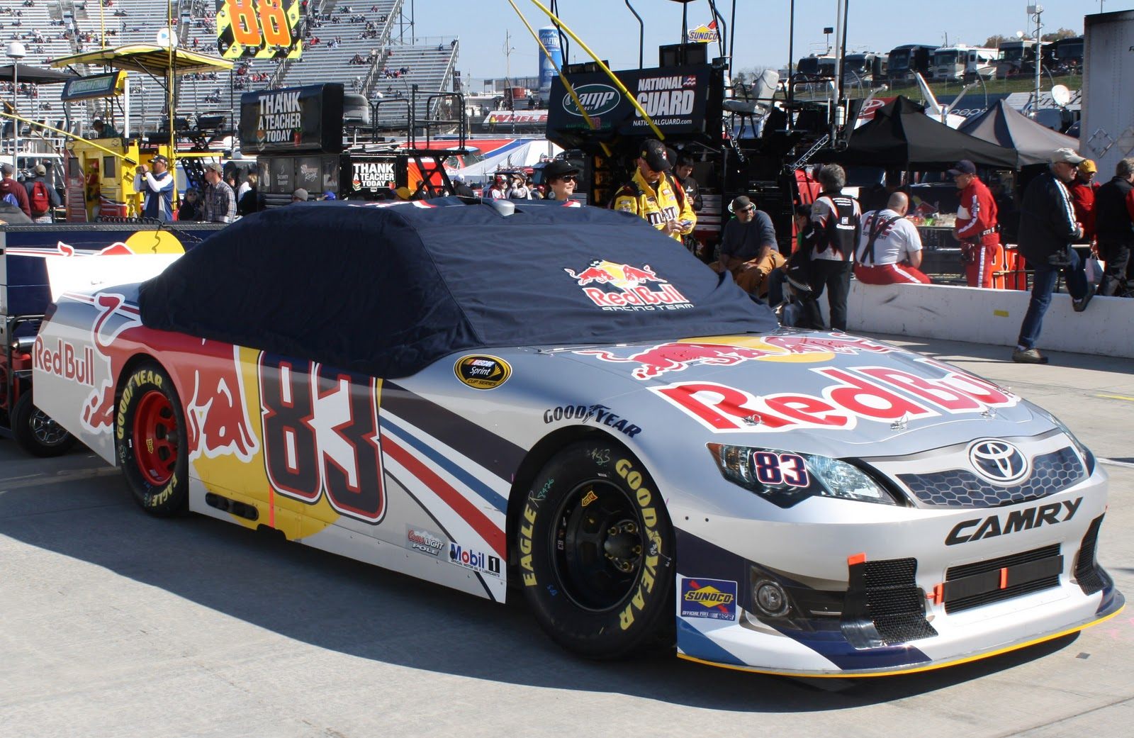 Non-Chaser of the Week: Brian Vickers | Lionel Racing Pit Box