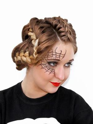 peinados 2014 disfraces halloween