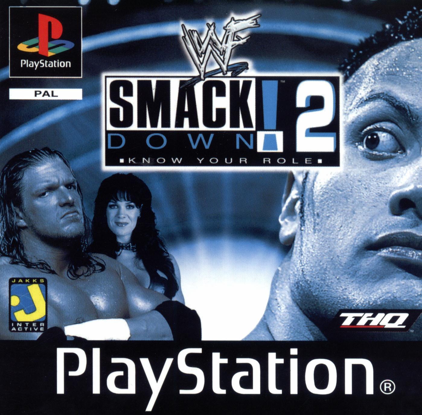 descargar smackdown 2 psx