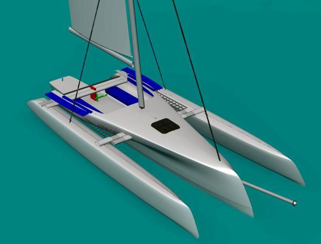 Sportmondo sports portal: New project : The Australians sailing veterans, John and Marge Lange ...
