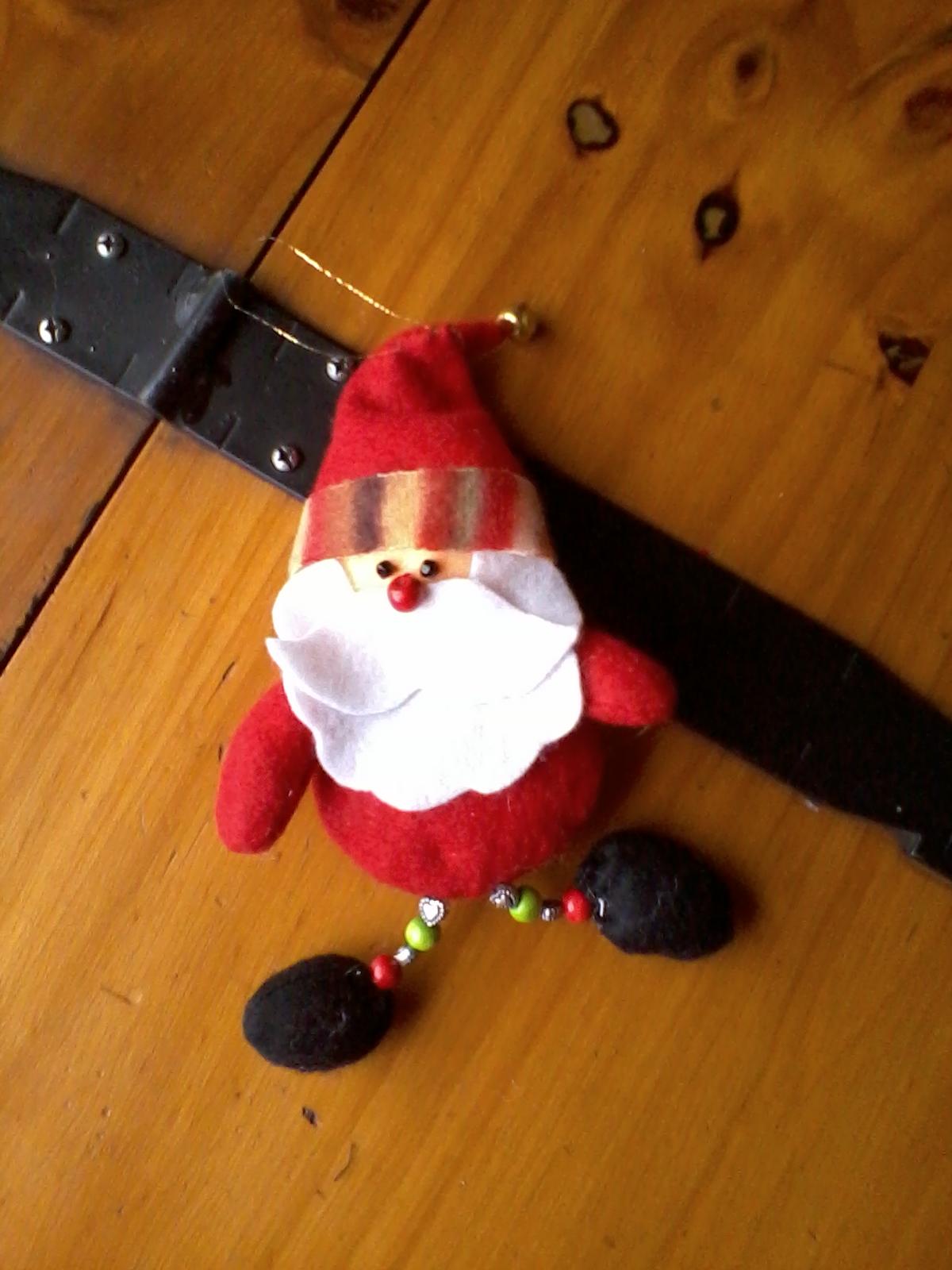 Adornitos De Pa O Lency Para Decorar El Arbol De Navidad Muy