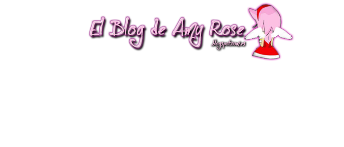 El Blog de Amy Rose