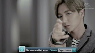 Leeteuk Super Junior SPY