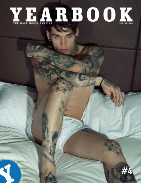 Stephen James Yearbook No.4 Fanzine