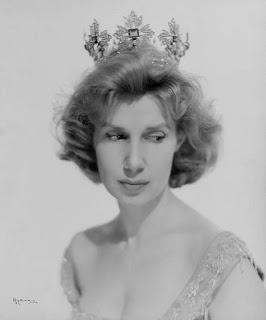 Duquesa de Alba en 1956