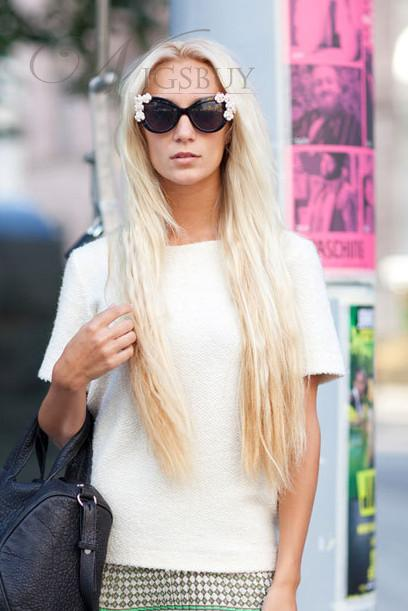 Shop Wigsbuy clip in hair extensions. Visit www.forarealwoman.com  #fashion #blogger