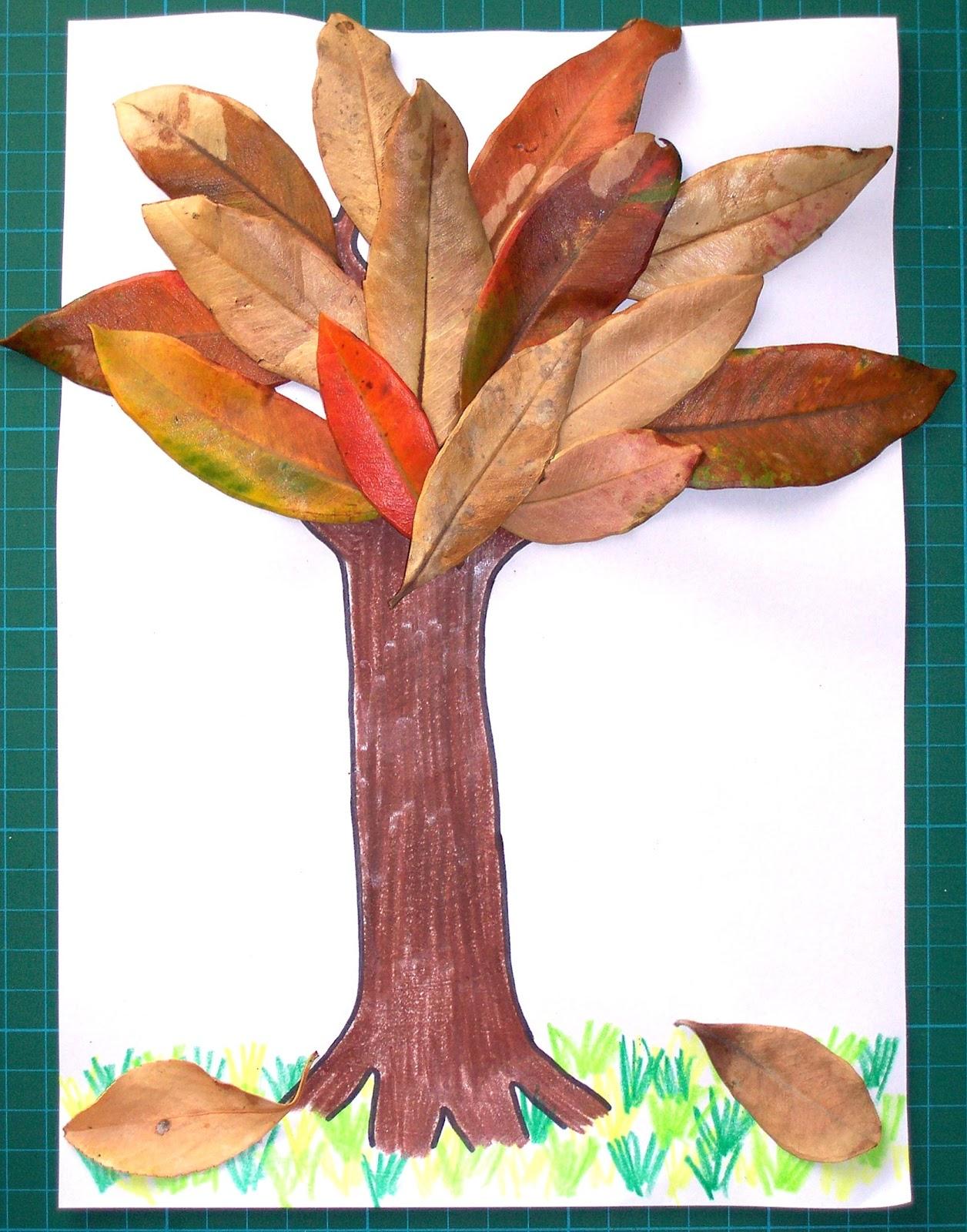 Autumn Craft Ideas Kids Part - 31: Autumn Kids Crafts1. Autumn Kids Crafts