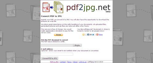 convertire gif in pdf online