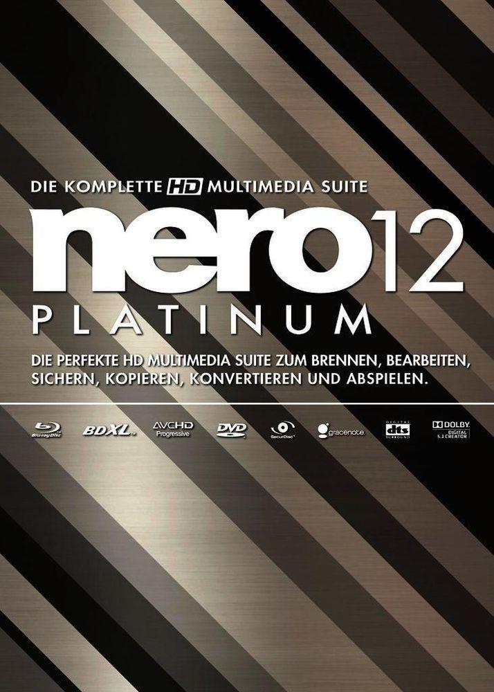 Nero 12 Platinum Full (español-multilenguaje) MEGA