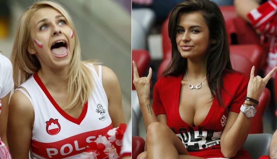 Mujeres Hermosas eurocopa
