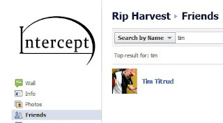 Intercept Tim Titrud