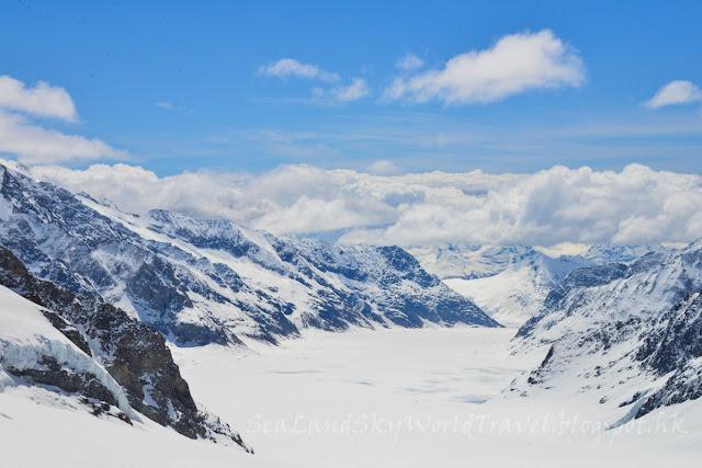 Jungfrau, 少女峰