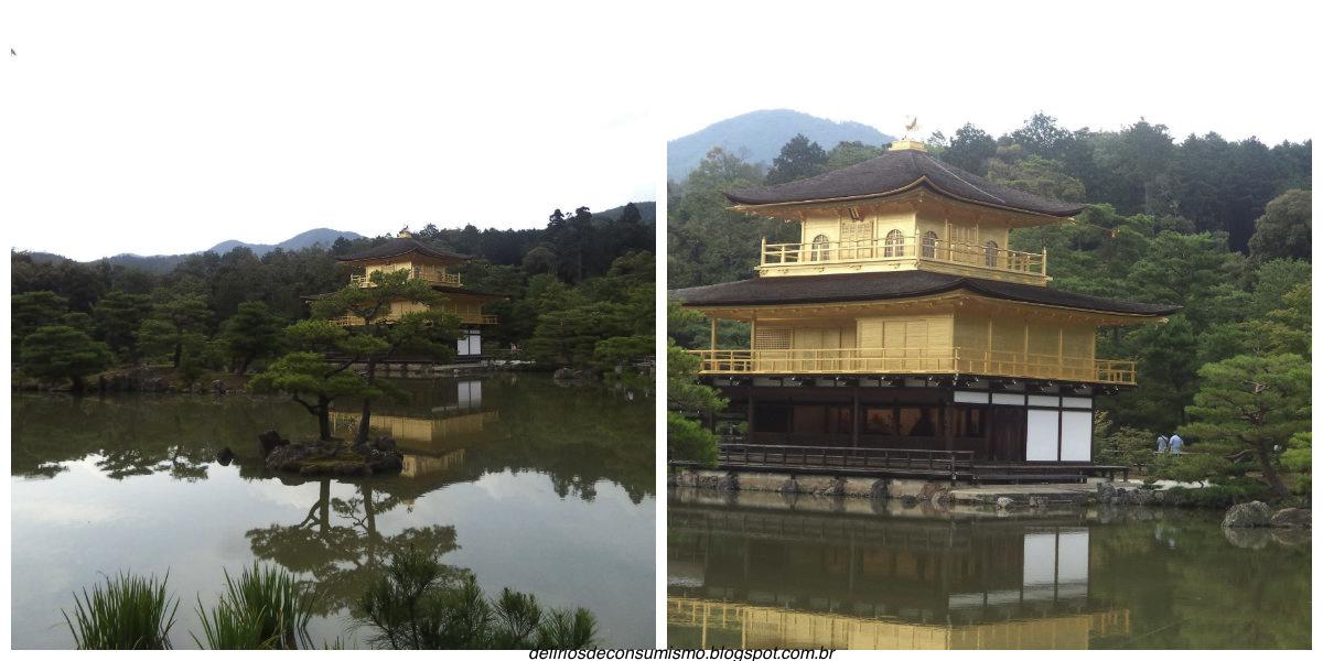 Kyoto, Quioto, Japão, Japão, trip, travel, templo, Kinkakuji