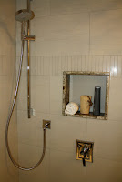 Custom Shower Niche