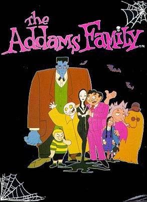 Los Locos Addams Serie Animada Completa Español Latino