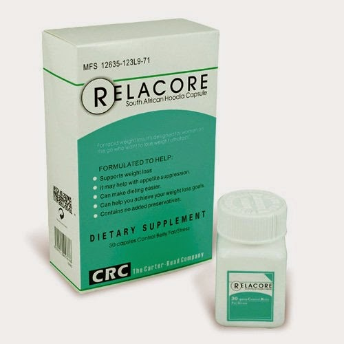 Relacore – Thuốc giảm cân dành cho người siêu mập