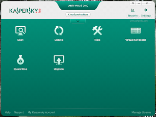 Antivirus Terbaik Kaspersky 2012