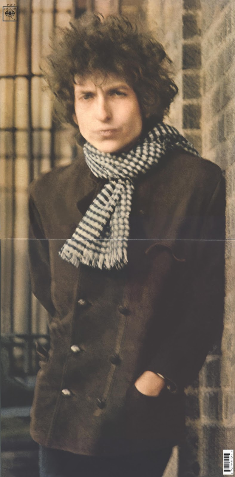 Bob Dylan Blond On Blonde 25