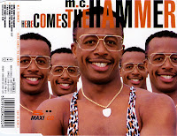 MC Hammer - Here Comes The Hammer (CDM) (1990)