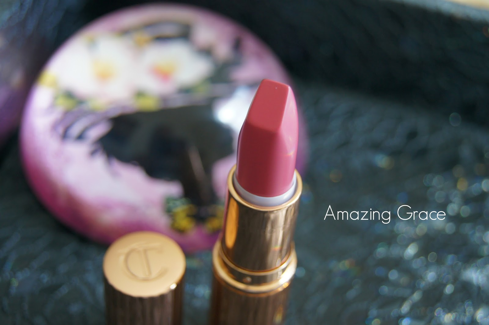 Charlotte Tilbury Matte Revolution lipstick review-Amazing Grace