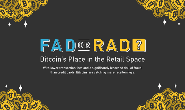 Image: Fad Or Rad? Bitcoin's Place in the Retail Space