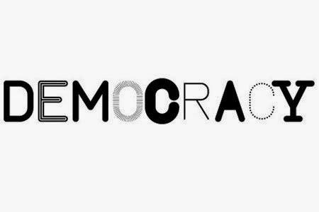 makalah demokrasi perkembangan tantangan dan prospek demokrasi