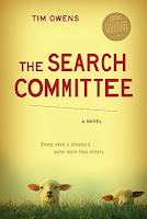 the search committee cover