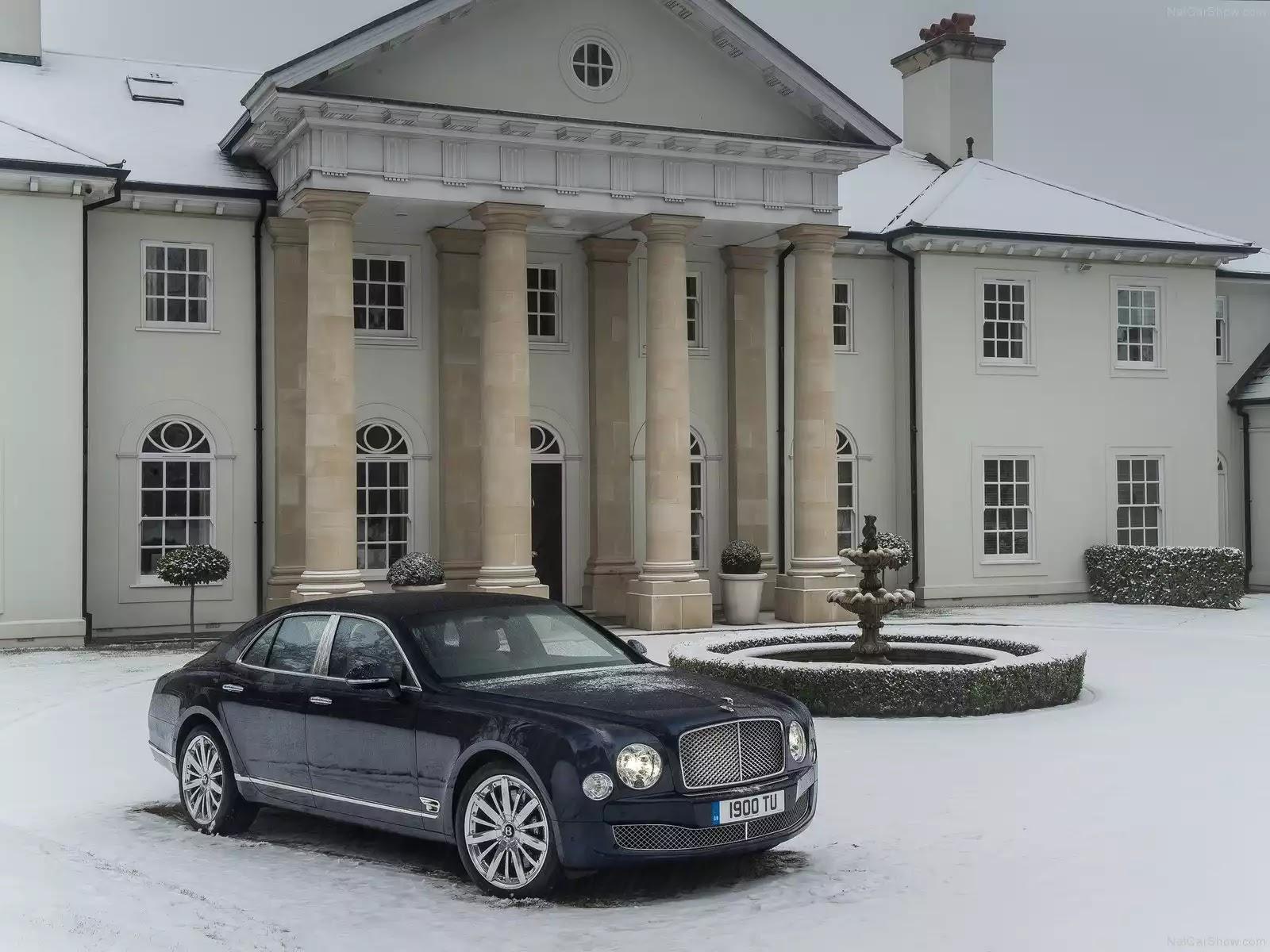 Hình ảnh xe ô tô Bentley Mulsanne 2013 & nội ngoại thất