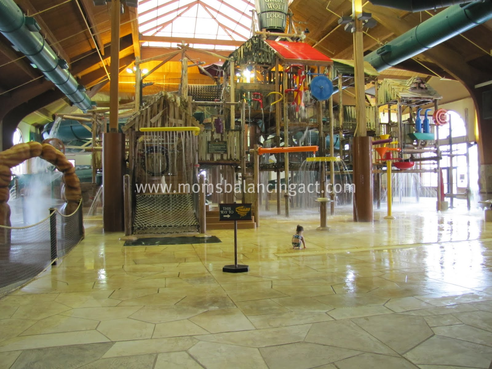 great wolf lodge in wisconsin dells wi review. Black Bedroom Furniture Sets. Home Design Ideas